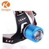 Lanterna multifunções DUAL LED Fonte de luz LED impermeável de Farol