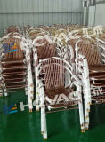 Parti di metallo della mobilia, macchina di rivestimento della decorazione PVD delle maniglie di portello