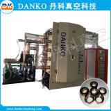 Tapkraan Titanium De Machine van de deklaag/het Nitride PVD Coating&#160 van het Titanium; Equipment for De Toebehoren van de badkamers
