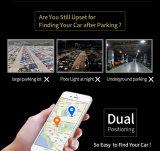 Cabo de dados escondido posição Anti-Perdido carro do inventor de Bluetooth e do USB do GPS