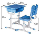 공장 공급 금속 프레임 고도 조정가능한 다리 학교 책상 Xc-1750