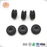 Подгонянный Grommet кабеля UL силикона дюйма черноты 1/2 резиновый