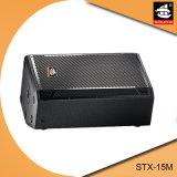 15 Zoll hölzernes PA-Systems-passiver Stadiums-Monitor-Lautsprecher Stx-15m
