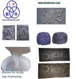 Silikon für die Textilfirmenzeichen-Prägung und Silk Drucken!