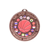 Neue Ankunfts-Sport-Medaillen-Aufhängung für Fabrik-Gebrauch