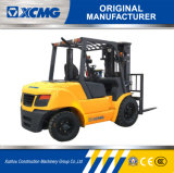 XCMG 공식적인 제조자 Fd40t 단단한 타이어를 가진 4 톤 디젤 엔진 포크리프트