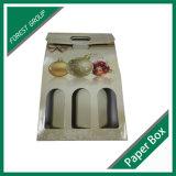 Elemento portante di carta dell'imballaggio dei 3 pacchetti (FP6064)