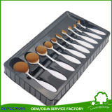 A composição oval do preço de fabricante da alta qualidade escova escovas da fundação