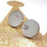De imitatie Oorring van de Nagel van de Diamanten bruiloft van de Manier van de Meisjes van de Gift van Juwelen