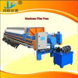 Filtropressa di filtrazione efluenta Sludgy della membrana