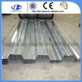 Il TUFFO caldo ha galvanizzato la bobina d'acciaio per lo strato della piattaforma di pavimento del metallo
