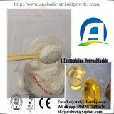 Poudre pharmaceutique de stéroïdes anabolisant de chlorhydrate de L-Adrénaline de sûreté pour le culturisme CAS : 55-31-2
