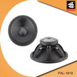 18 audio DJWoofer PAL-1818 des Zoll-1000W PRO