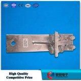 Material de acero galvanizado de la INMERSIÓN caliente del sujetador de la torre para la abrazadera de la suspensión en poste