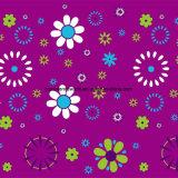 100%Polyester 짧은 치기 Pigment&Disperse는 침구 세트를 위한 직물을 인쇄했다
