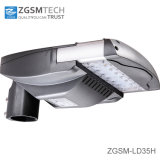 35WフィリップスはLm80 LEDの街灯IP66を欠く