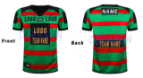 Modèle du Jersey de rugby de 2016 modes, chemise faite sur commande de rugby d'équipe d'usine (R007)