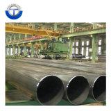 Baumaterial/hohler geschweißtes Rohr Dn200 des Gefäß-/Metal/ERW Q345 Q235B ERW schwarzer runder Stahl