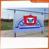 Generatore di visualizzazione della priorità bassa di disegno della flessione di alta qualità che fa pubblicità alla bandiera della maglia dei UAE
