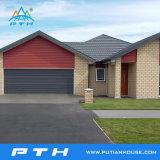 Un chalet prefabricado ligero más fuerte y durable del bajo costo de la estructura de acero y casa modular