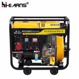 Type de bâti ouvert refroidi à l'air générateur diesel (DG7000E3)