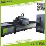 Esf-G tipo aberto máquina de estaca do laser da fibra da movimentação do dobro