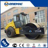 Marca Lutong Mini Rolo de Estrada Lt214B para a construção de estradas