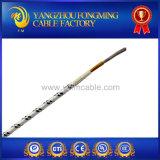 400c Kabel op hoge temperatuur van het Nikkel van de Isolatie van de Glasvezel de Zuivere