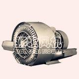 Высокая эффективность одноступенчатые безмасляные вакуумный насос для промышленного пылесоса