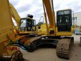 使用されるか、または中古の小松PC220-7のクローラー掘削機の小松(PC220-6 PC220-7)の掘削機の構築機械装置のオリジナル日本