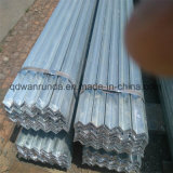 HDG HDG tube carré en acier plat HDG acier de l'angle l'exportation vers le marché australien