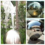 Una sfera all'ingrosso dell'acciaio inossidabile del materiale di spessore SS304 di 2000mm 3mm