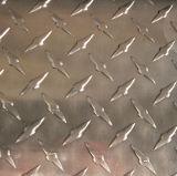 アルミニウムチェック模様の版5棒涙パターンAA1060気性H18