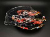 둥근 플라스틱 초밥 상자
