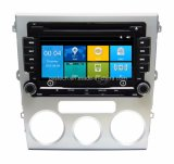 Navegación del coche DVD GPS de la pantalla táctil de Zestech para VW Livida 2011
