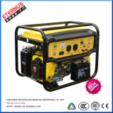 New Function Plastic Panel 5kw Gasoline Generator Sh5500gl