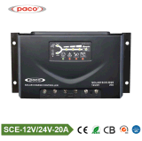 Solarladung-Controller PWM 20AMP Paco Sce-2020
