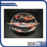 Runder Plastiksushi-Kasten