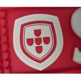 Alta qualidade feita sob encomenda da vodca macia do PVC do logotipo esteira profissional gravada da barra da série