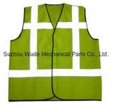 Uve007 100% полиэстер Майка швейной работу костюм рабочий Комбинезон Костюм труда тканью нанесите на светоотражающей одежды
