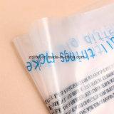 LDPE bolsa de plástico de tela Bolsa Ziplock