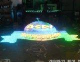 Éclairage LED simple de couleur pour le signe de système de lumière de lettres de la Manche