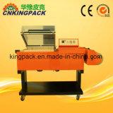 Qualité supérieure de la chaleur thermique de tunnel Shrink machine de conditionnement de coupe