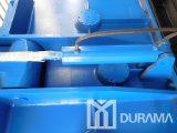 W11X-50/3000  Prensa de batir hidráulica de la placa de acero de 3 rodillos/doblador de doblez del rodillo/de la placa