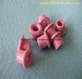 Oeillet en céramique de filé de corrosion d'alumine élevée de textile
