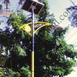 Solarstraßenlaterne10m-80W LED für Parken-Platz