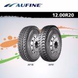 La célèbre marque de pneus de camion de la Chine à l'étiquetage ECE