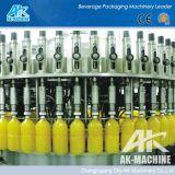 Máquina de rellenar del jugo aséptico automático