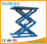 Fabrik-Verkaufs-örtlich festgelegte elektrische hydraulische Scissor Aufzug-Tisch