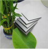 prix composé en aluminium composé 6mm en aluminium de panneau de panneau de revêtement de mur de panneau de 4mm 5mm